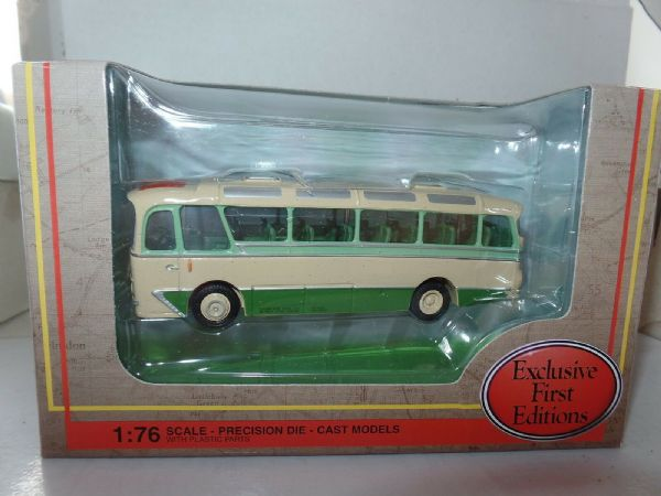 EFE 12124 AEC Harrington Cavalier Coach Devon General Greenslades  SALE PRICE